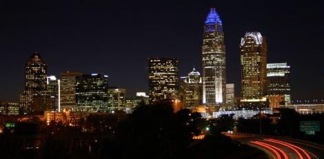 Uptown-Charlotte-skyline